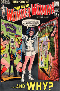 Cover Thumbnail for Wonder Woman (DC, 1942 series) #191