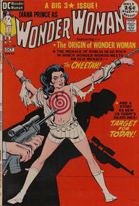 Cover Thumbnail for Wonder Woman (DC, 1942 series) #196