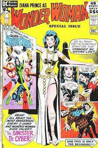 Cover Thumbnail for Wonder Woman (DC, 1942 series) #197