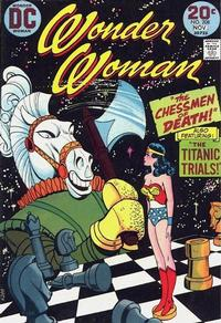 Cover Thumbnail for Wonder Woman (DC, 1942 series) #208