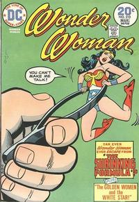 Cover Thumbnail for Wonder Woman (DC, 1942 series) #210