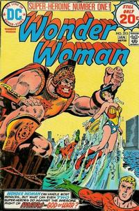Cover Thumbnail for Wonder Woman (DC, 1942 series) #215
