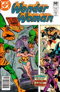 Cover Thumbnail for Wonder Woman (DC, 1942 series) #276 [Newsstand]