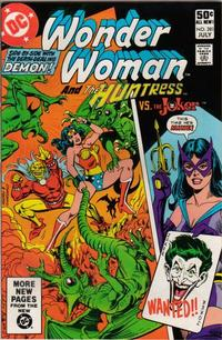 Cover Thumbnail for Wonder Woman (DC, 1942 series) #281