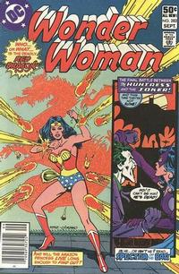 Cover Thumbnail for Wonder Woman (DC, 1942 series) #283