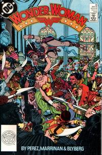 Cover for Wonder Woman (1987 series) #30