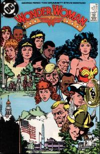 Cover Thumbnail for Wonder Woman (DC, 1987 series) #32