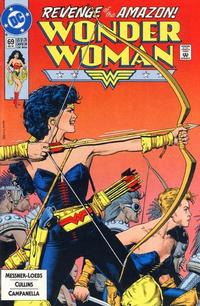Cover for Wonder Woman (DC, 1987 series) #69