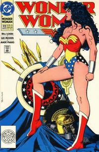 Cover Thumbnail for Wonder Woman (DC, 1987 series) #72