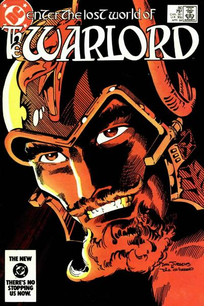 Cover for Warlord (1976 series) #80