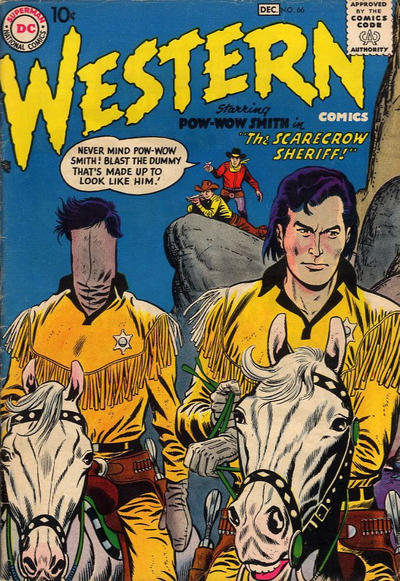 Cover for Western Comics (DC, 1948 series) #66