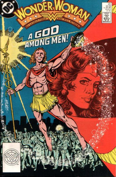 Cover for Wonder Woman (DC, 1987 series) #23