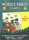 Cover for World's Finest Comics (DC, 1941 series) #5