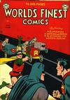 Cover for World's Finest Comics (DC, 1941 series) #44