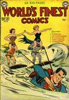 Cover for World's Finest Comics (DC, 1941 series) #60