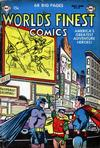 Cover for World's Finest Comics (DC, 1941 series) #64
