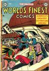 Cover for World's Finest Comics (DC, 1941 series) #67