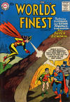 Cover for World's Finest Comics (DC, 1941 series) #90