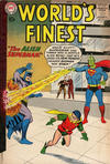 Cover for World's Finest Comics (DC, 1941 series) #105