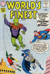 Cover for World's Finest Comics (DC, 1941 series) #116