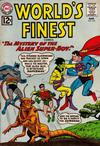 Cover for World's Finest Comics (DC, 1941 series) #124