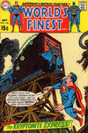 Cover for World's Finest Comics (DC, 1941 series) #196