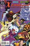 Cover for Xenobrood (DC, 1994 series) #2