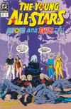 Cover for Young All-Stars (DC, 1987 series) #21