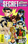 Cover for Young Justice Secret Files (DC, 1999 series) #1