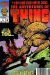 Cover for The Adventures of the Thing (Marvel, 1992 series) #1