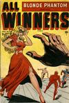 Cover for All Winners [All-Winners Comics] (Marvel, 1948 series) #1