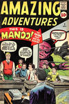 Cover for Amazing Adventures (Marvel, 1961 series) #2