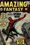 Cover Thumbnail for Amazing Fantasy (1962 series) #15 [Regular Edition]