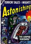 Cover for Astonishing (Marvel, 1951 series) #27