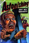 Cover for Astonishing (Marvel, 1951 series) #34