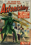 Cover for Astonishing (Marvel, 1951 series) #42