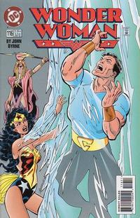 Cover for Wonder Woman (DC, 1987 series) #116