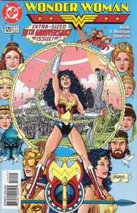 Cover for Wonder Woman (DC, 1987 series) #120