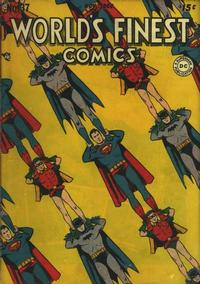 Cover Thumbnail for World's Finest Comics (DC, 1941 series) #37
