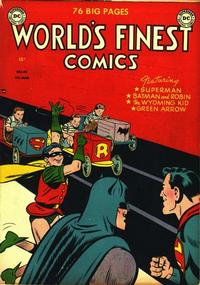 Cover Thumbnail for World's Finest Comics (DC, 1941 series) #44