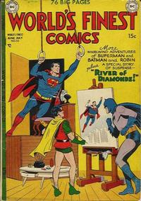 Cover Thumbnail for World's Finest Comics (DC, 1941 series) #52