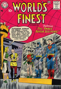 Cover Thumbnail for World's Finest Comics (DC, 1941 series) #91