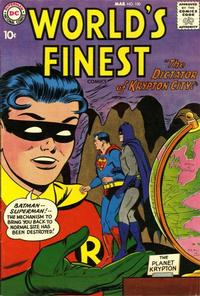 Cover Thumbnail for World's Finest Comics (DC, 1941 series) #100
