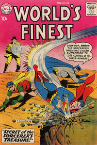 Cover Thumbnail for World's Finest Comics (DC, 1941 series) #103