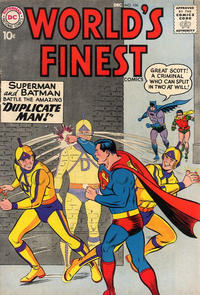 Cover Thumbnail for World's Finest Comics (DC, 1941 series) #106