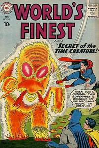 Cover Thumbnail for World's Finest Comics (DC, 1941 series) #107