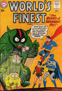 Cover Thumbnail for World's Finest Comics (DC, 1941 series) #112