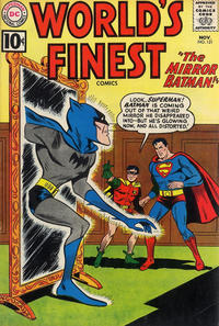 Cover Thumbnail for World's Finest Comics (DC, 1941 series) #121