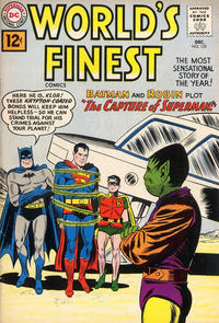 Cover Thumbnail for World&#39;s Finest Comics (DC, 1941 series) #122