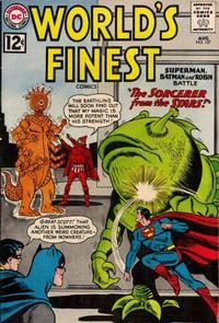 Cover Thumbnail for World's Finest Comics (DC, 1941 series) #127